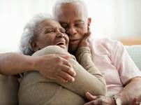 Love older couple