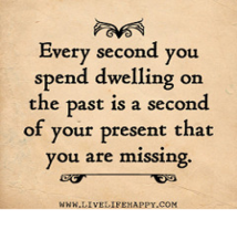 Dwelling on Past