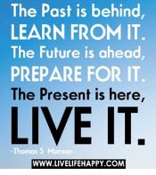 Present-Live it
