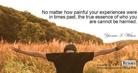 No matter how painful...